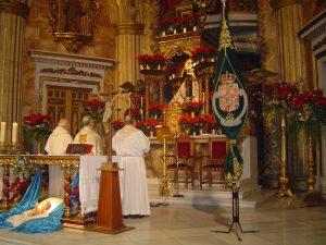 Función solemne, 01-01-05, Cultos Aparición